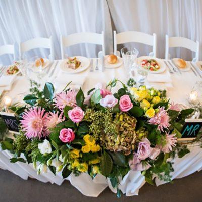 Ange & Beau Wedding Wedding Table Layout