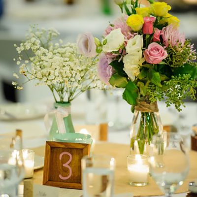 Ange & Beau Wedding Table Layout