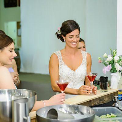 Ange & Beau Wedding Bride