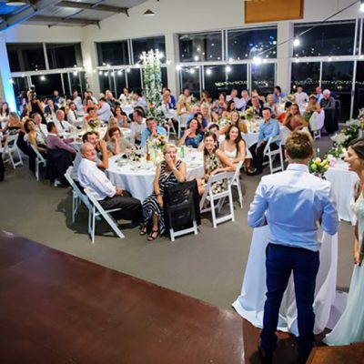 Ange & Beau Wedding Speeches