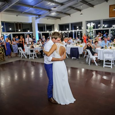 Ange & Beau Wedding 1st Dance