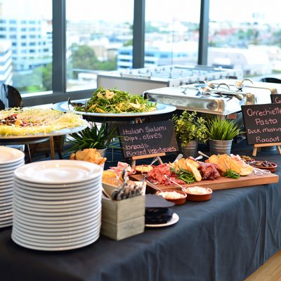 Corporate Events - Food Stations
