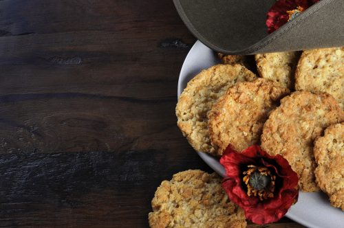 An ANZAC Day recipe to remember