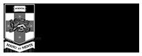 UNSW logo - black & white