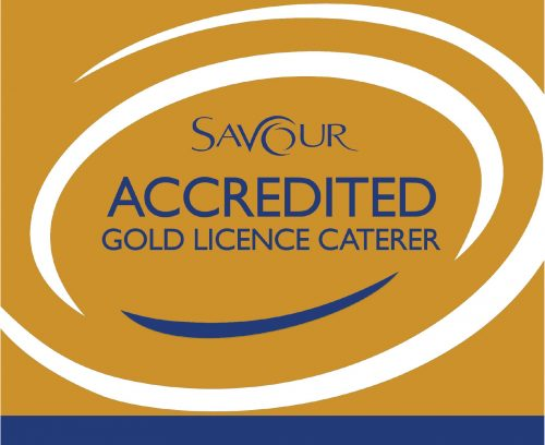 Savour Accredited - Gold Licence Caterer